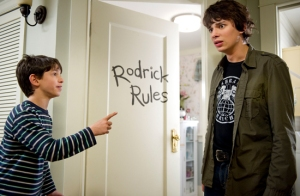 With their parents just minutes away, Greg and Rodrick have to figure out how to fix the damage from their illicit party.
